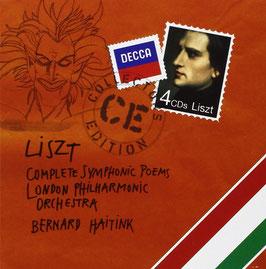 Franz Liszt: Complete Symphonic Poems (4CD, Decca)