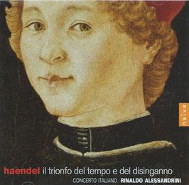 Georg Friedrich Händel: Il Trionfo del Tempo e del Disinganno (2CD, Naïve)