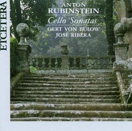 Anton Rubbinstein: Cello Sonatas (Etcetera)