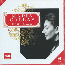 Maria Callas: L'Incomparable (6CD, EMI)