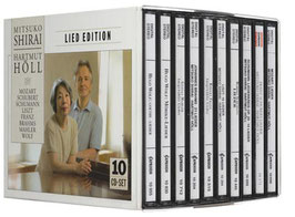 Lied Edition (10CD, Capriccio)