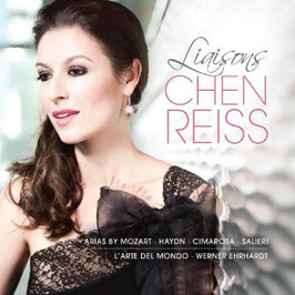 Liaisons, Arias by Mozart, Haydn, Cimarosa, Salieri (Onyx)