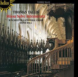 Thomas Tallis: Missa Salve intermerata (Hyperion Helios)