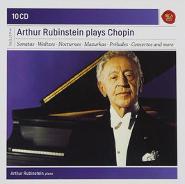 Frédéric Chopin: Arthur Rubinstein plays Chopin (10CD, RCA)