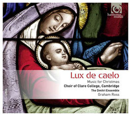 Lux de caelo, Music for Christmas (Harmonia Mundi USA)