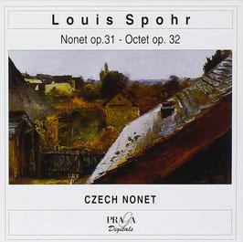 Louis Spohr: Nonet op. 31, Octet op. 32 (Praga)