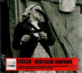 Hans Eisler: Deutsche Sinfonie (Naïve)