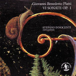 Giovanni Benedetto Platti:VI Sonate Op. 1 (La Bottega Discantica)