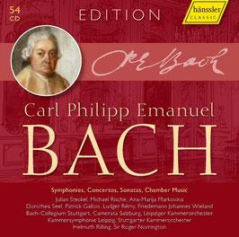Carl Philipp Emanuel Bach: C.P.E. Bach Edition (Hänssler Classic)