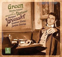 Green, Melodies françaises sur des poèmes de Verlaine (2CD, Erato)