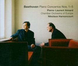 Ludwig van Beethoven: Piano Concertos Nos. 1-5 (Teldec)