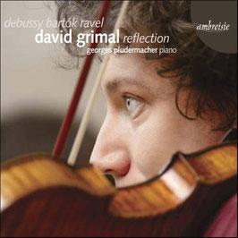 Reflection: Debussy, Bartók, Ravel (CD, DVD, Ambroisie)