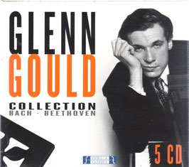 Glenn Gould Collection: Bach, Beethoven (5CD, Fabula Classica)