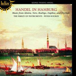 Georg Friedrich Händel: Handel in Hamburg (Hyperion Helios)