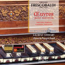 Girolamo Frescobaldi: Oeuvres pour clavecin (Pierre Verany)