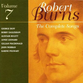 Robert Burns: The Complete Songs, volume 7 (Linn)