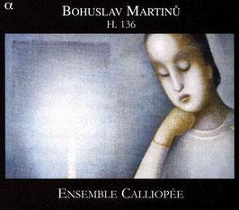 Bohuslav Martinu: H. 136 (2CD, DVD, Alpha)
