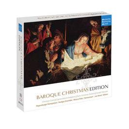 Baroque Christmas Edition (10CD, Deutsche Harmonia Mundi)