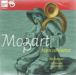 Wolfgang Amadeus Mozart: Horn Concertos (Newton)