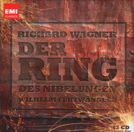 Richard Wagner: Der Ring des Nibelungen (13CD, EMI)