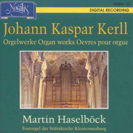 Johann Kaspar Kerll: Orgelwerke (Novalis)