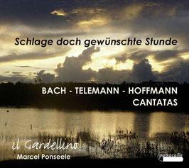 Johann Sebastian Bach, Georg Philipp Telemann, Melchior Hoffmann: Schlage doch gewünschte Stunde (Passacaille)