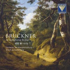 Anton Bruckner: IV. Symphonie Es-Dur (SACD, Farao)