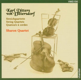 Karl Ditters von Dittersdorf: Streichquartette (VMS)
