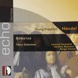 Georg Friedrich Händel: Sonatas (Stradivarius)