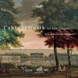 Cabinetmusik for Carl Theodor (1724-1799) (Coviello Classics)