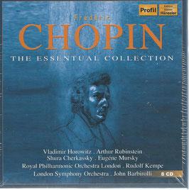 Frédéric Chopin: The Essentual Collection (8CD, Hänssler Profil)