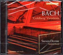 Johann Sebastian Bach: Goldberg Variations (Chandos)