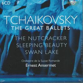 Pyotr Ilyich Tchaikovksy: The Great Ballets (6CD, Brilliant)