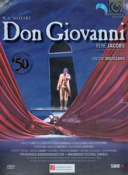 Wolfgang Amadeus Mozart: Don Giovanni (2DVD, Harmonia Mundi)