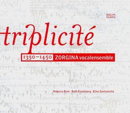 Triplicité 1350-1450 (Raumklang)