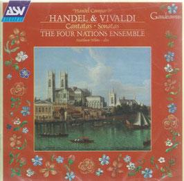 Georg Friedrich Händel, Antonio Vivaldi: Cantatas & Sonatas (ASV Gaudeamus)