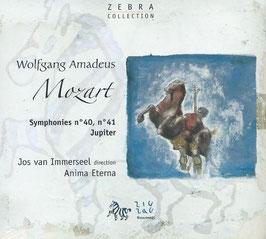 Wolfgang Amadeus Mozart: Symphonies no. 40, no. 41 (ZigZag)