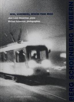 Alban Berg, Arnold Schoenberg, Anton Webern: Piano Music (CD + Boek, Musicales Actes Sud)