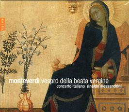 Claudio Monteverdi: Vespro della Beata Vergine (2CD, Naïve)