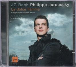 Johann Christian Bach: La dolce fiamma, Forgotten castrato arias (Virgin Classics)