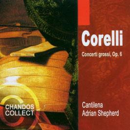 Arcangelo Corelli: Concerti grossi, Op. 6 (2CD, Chandos)