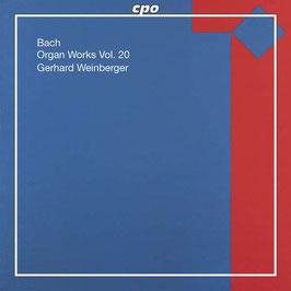 Johann Sebastian Bach: Organ Works of Doubtfull Authenticy III (CPO)