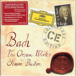 Johann Sebastian Bach: The Organ Works (14CD, Deutsche Grammophon)