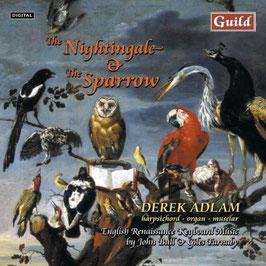 John Bull, Giles Farnaby: The Nightingale & The Sparrow (Guild)