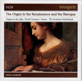 The Organ in the Renaissance and the Baroque (5CD, Sony Vivarte)
