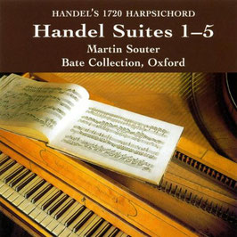 Georg Friedrich Händel: Suites 1-5 (CCC)