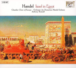 Georg Friedrich Händel: Israel in Egypt (2CD, Brilliant)