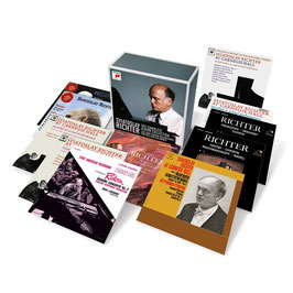 Sviatoslav Richter, The Compete Album Collection (RCA)