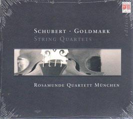 Franz Schubert, Karl Goldmark: String Quartets (Berlin)