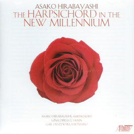 Asako Hirabayashi: The Harpsichord in the New Millenium (Albany)